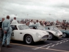 Longford March 1962. Car belonged to Laurie O Neil. Did 144mph on Flying Mile. Lap time 2 54.9.cheers