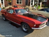 1969 Ford Mustang by Victory Muscle Wins at Carmel Artomobilia 2012 03