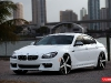 2012 BMW 6 Series Gran Coupe on 22 Inch Vossen Wheels