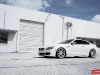2012 BMW 6-Series on 22 Inch Vossen Wheels