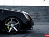 2012 Cadillac CTS-V Coupe with 20 Inch CV3 Vossen Wheels