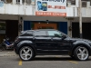 2012 Range Rover Evoque on Brushed Modulare H7 Wheels