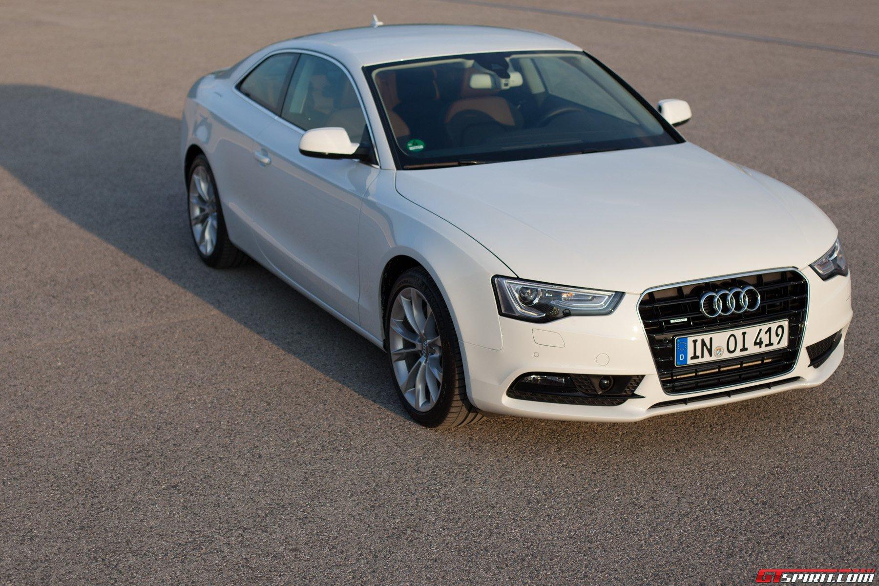 Kelebihan Audi A5 2013 Tangguh