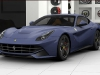 2013 Ferrari F12 Berlinetta Colours