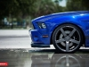 2013 Ford Shelby GT500 Convertible on 22 inch Vossen Wheels