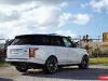 2013 Range Rover with Vossen Wheels