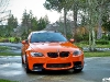 2013 Lime Rock Edition BMW E92 M3 with Macht Schnell spacers