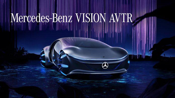 2020 Mercedes-Benz VISION AVTR