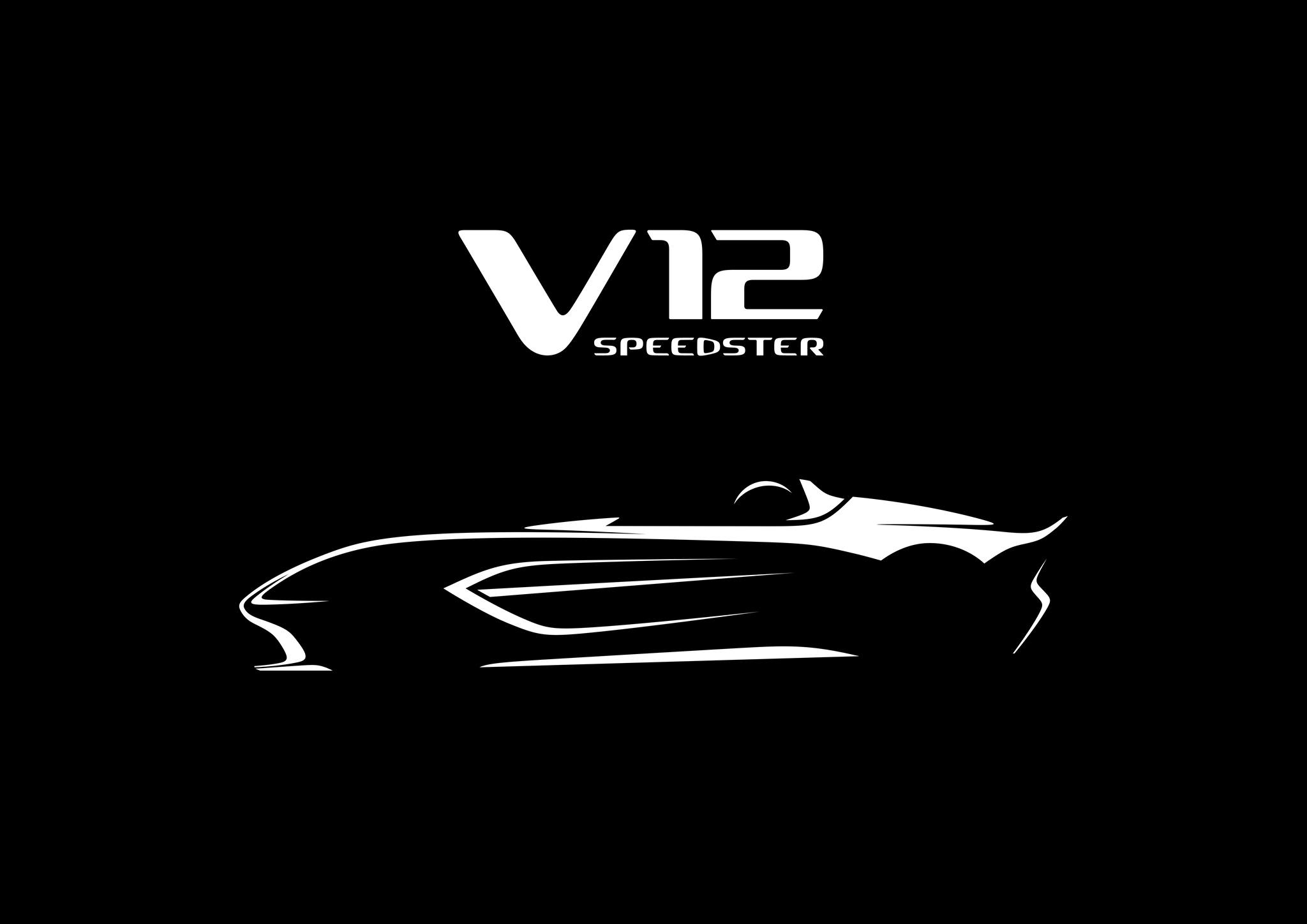 New Aston Martin Speedster to Debut This Year