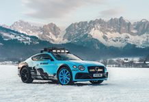 Bentley Continental GT Ice