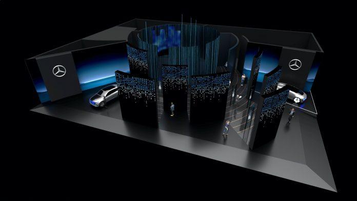 Mercedes-Benz CES 2020 Preview
