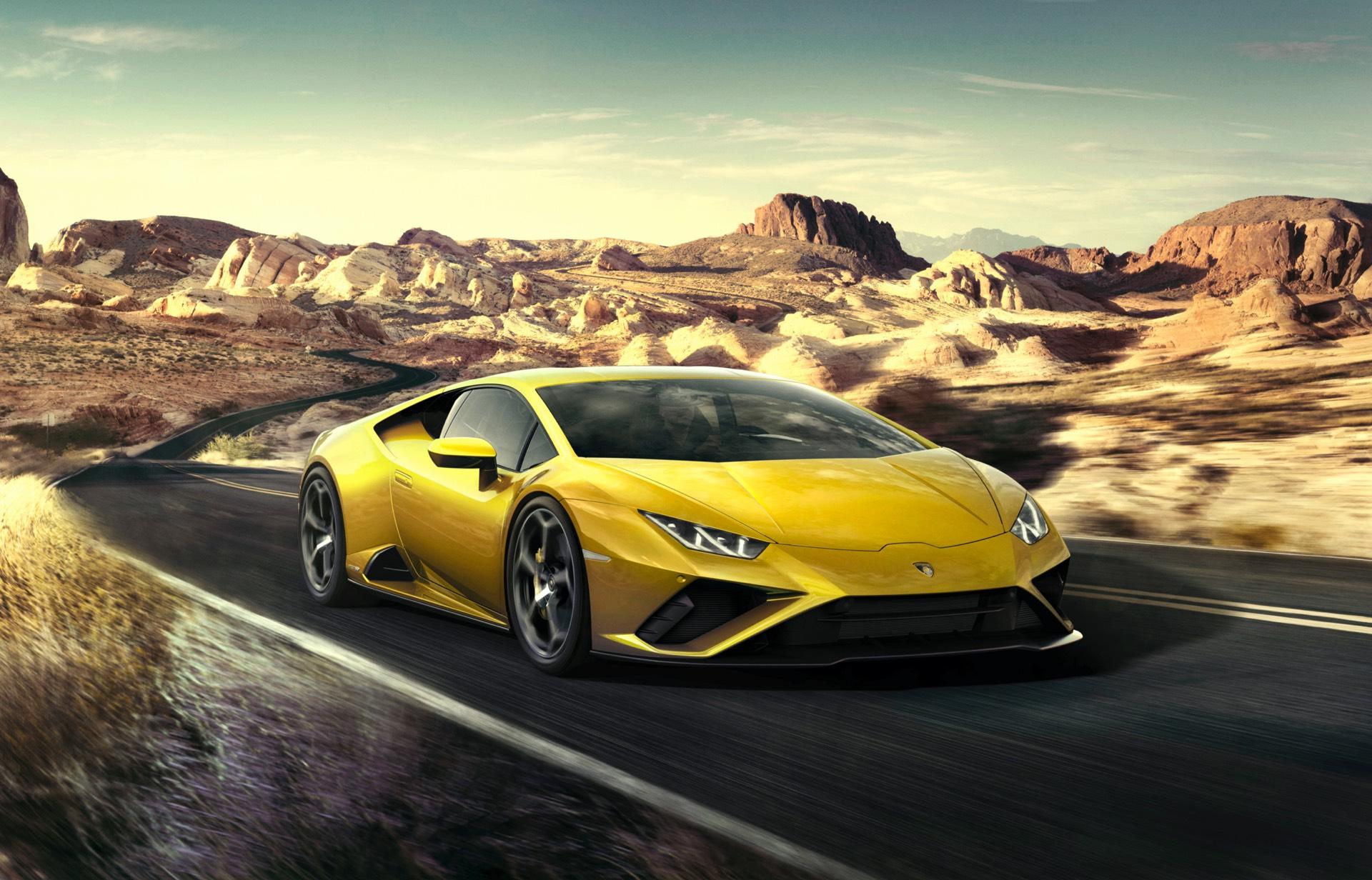 Lamborghini Engine Manufacturer