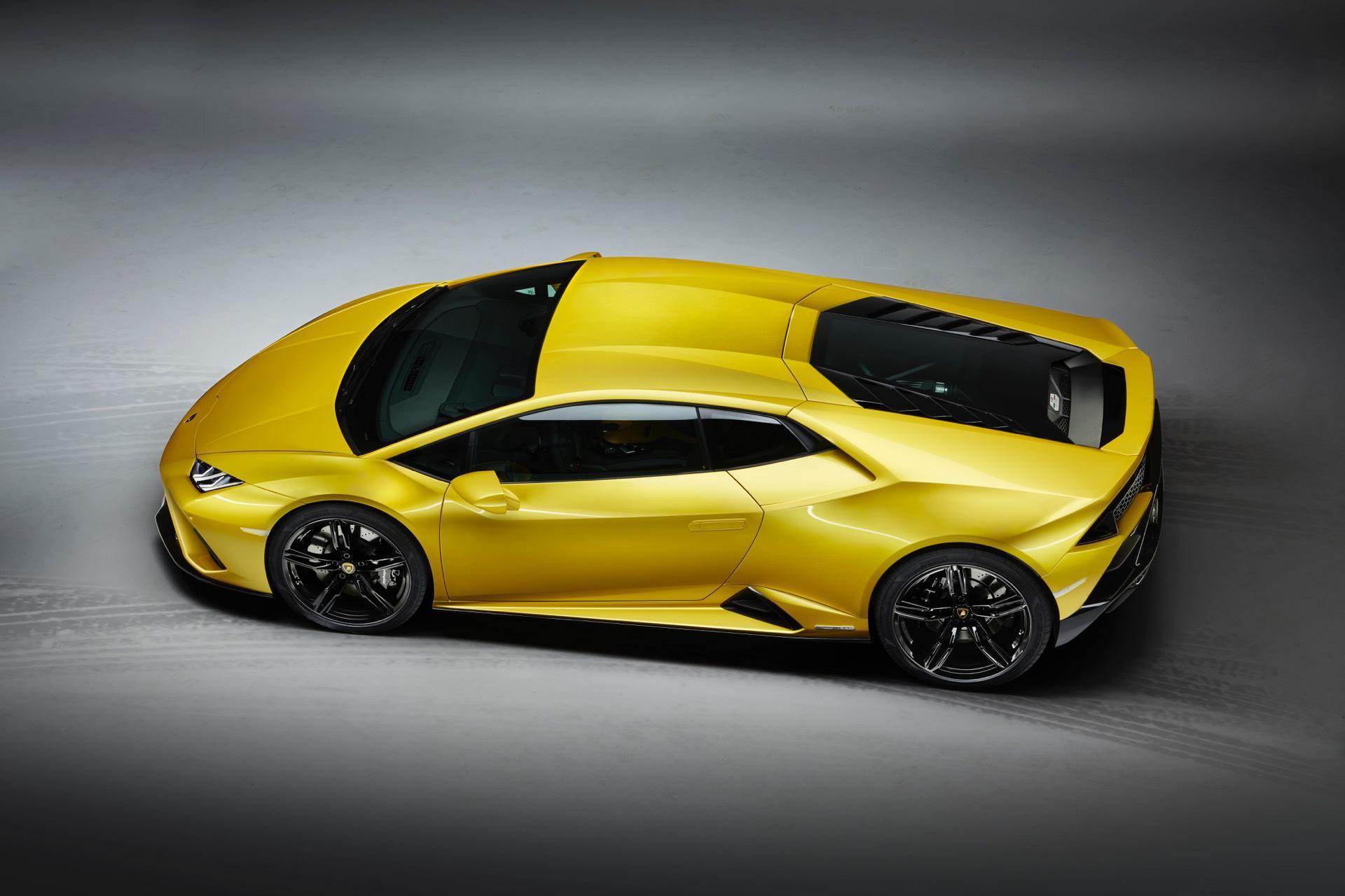 Lamborghini Huracan EVO Rear Wheel Drive
