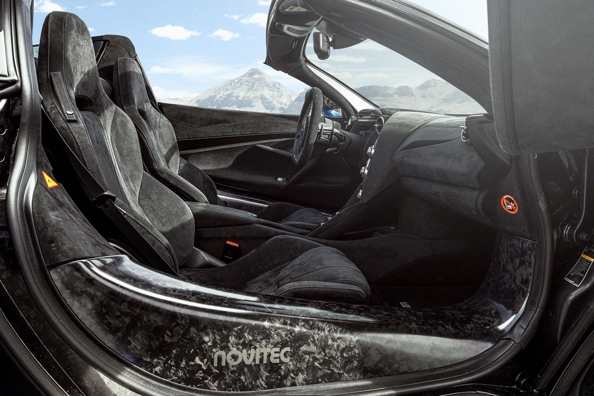 Novitec N-Largo McLaren 720S Spider