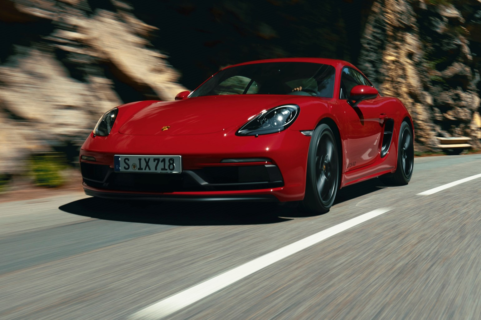 Porsche 718 Boxster and Cayman GTS Ditch Four-Cylinder Engine
