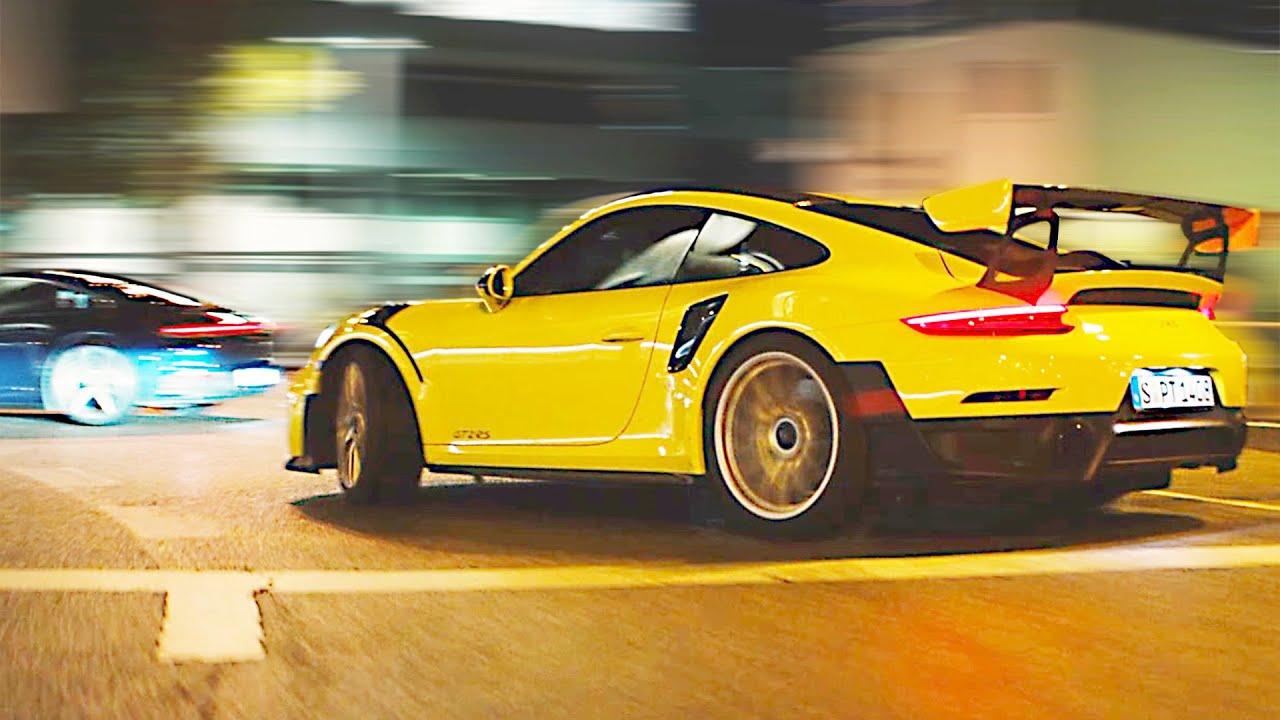 Porsche Leaks 2021 992 GT3 in Superbowl Commercial