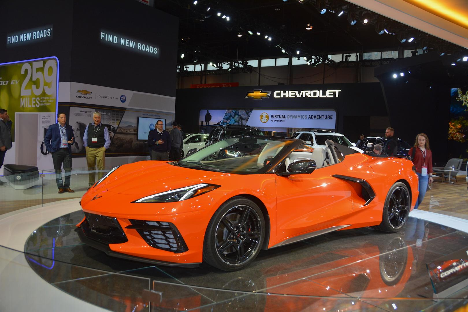 2020 Corvette C8 Convertible Price