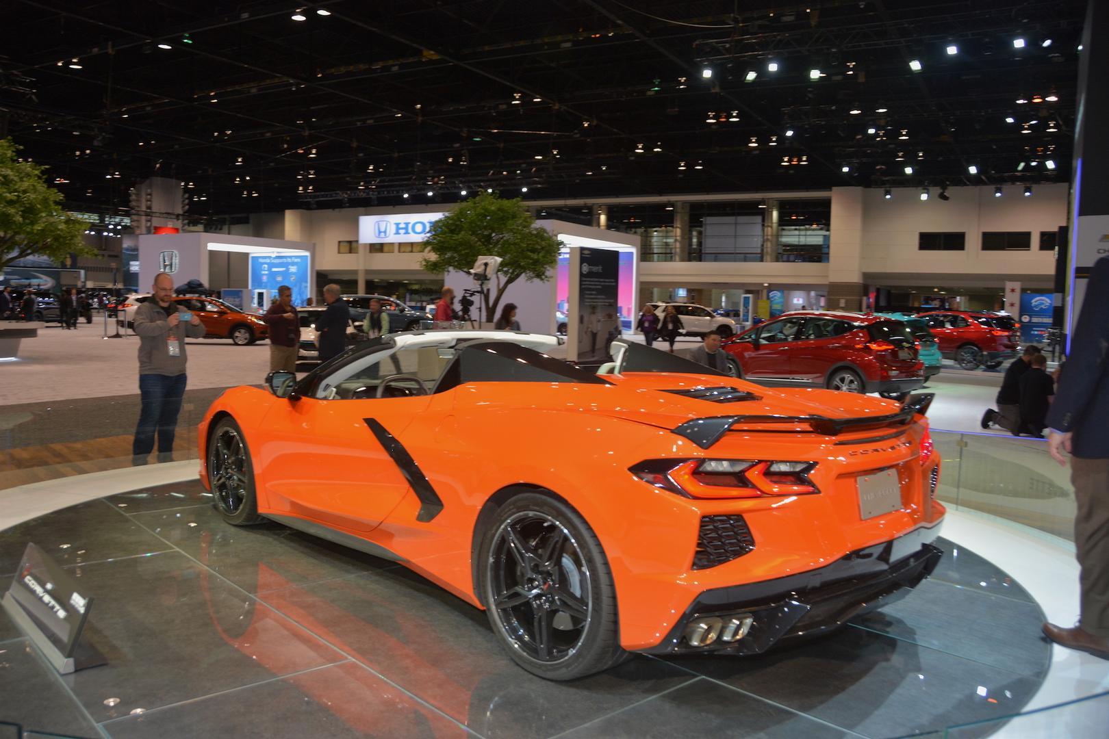 2020 Corvette C8 Convertible