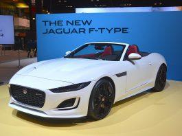 2020 Jaguar F-Type Convertible