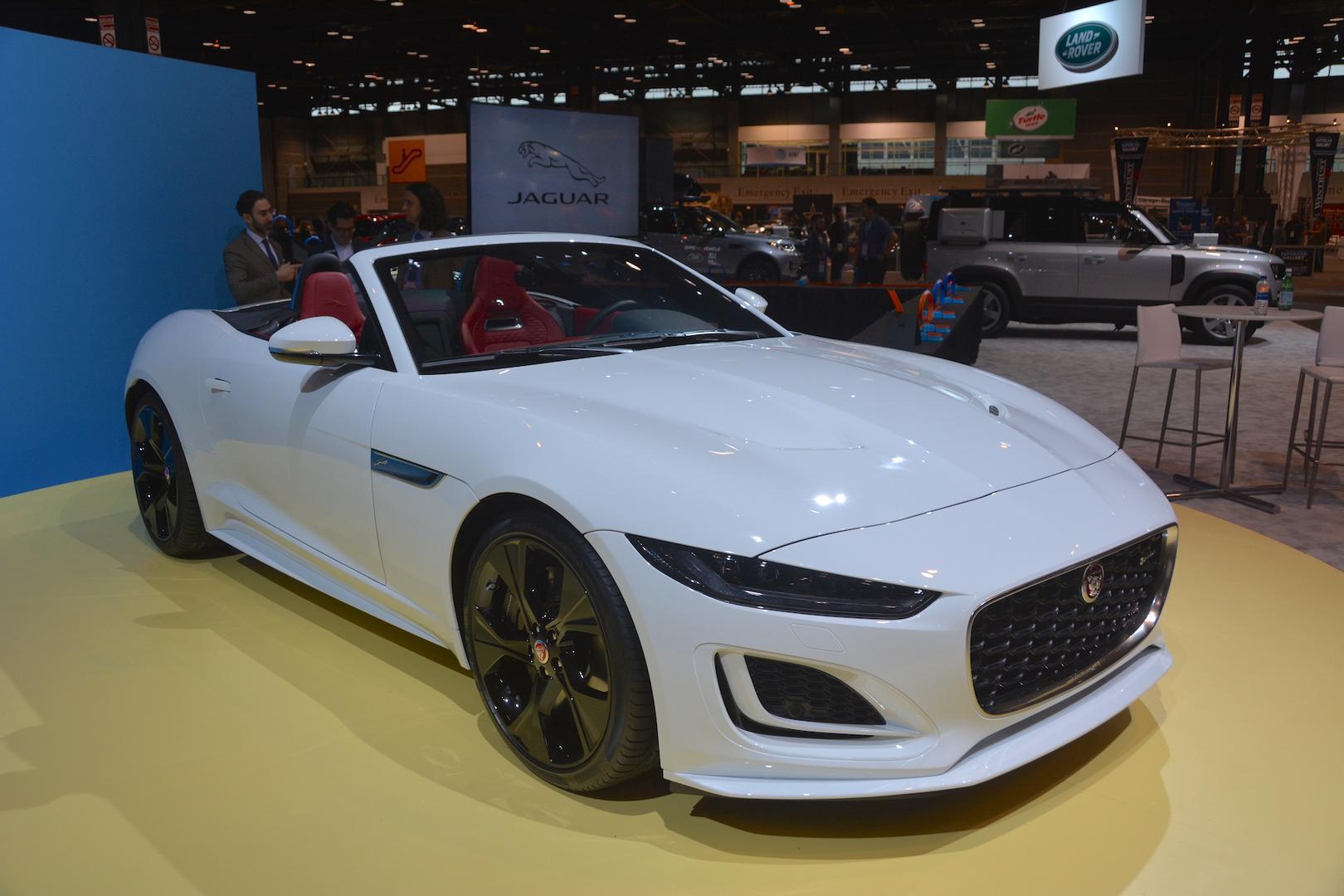 2020 Jaguar F-Type Convertible Price