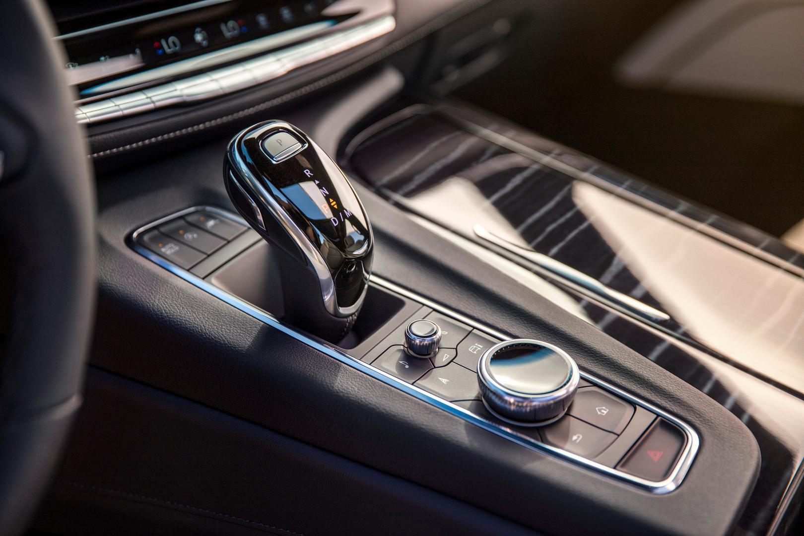 2021 Cadillac Escalade Center Console