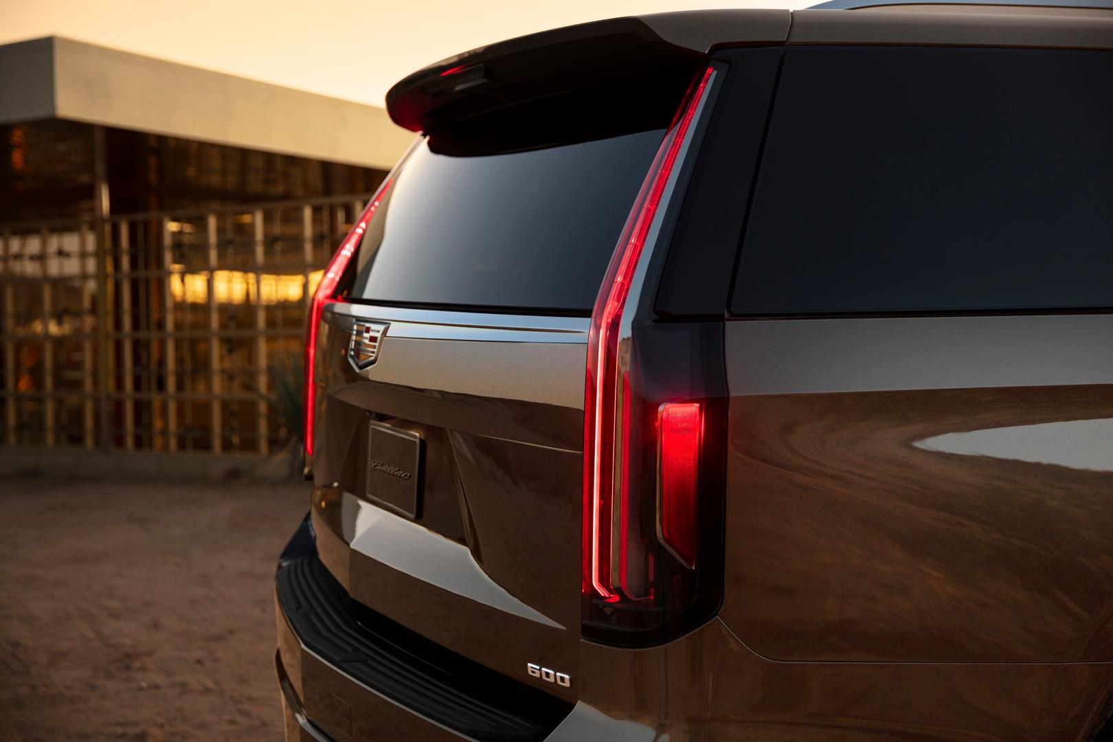 2021 Cadillac Escalade Rear Lights