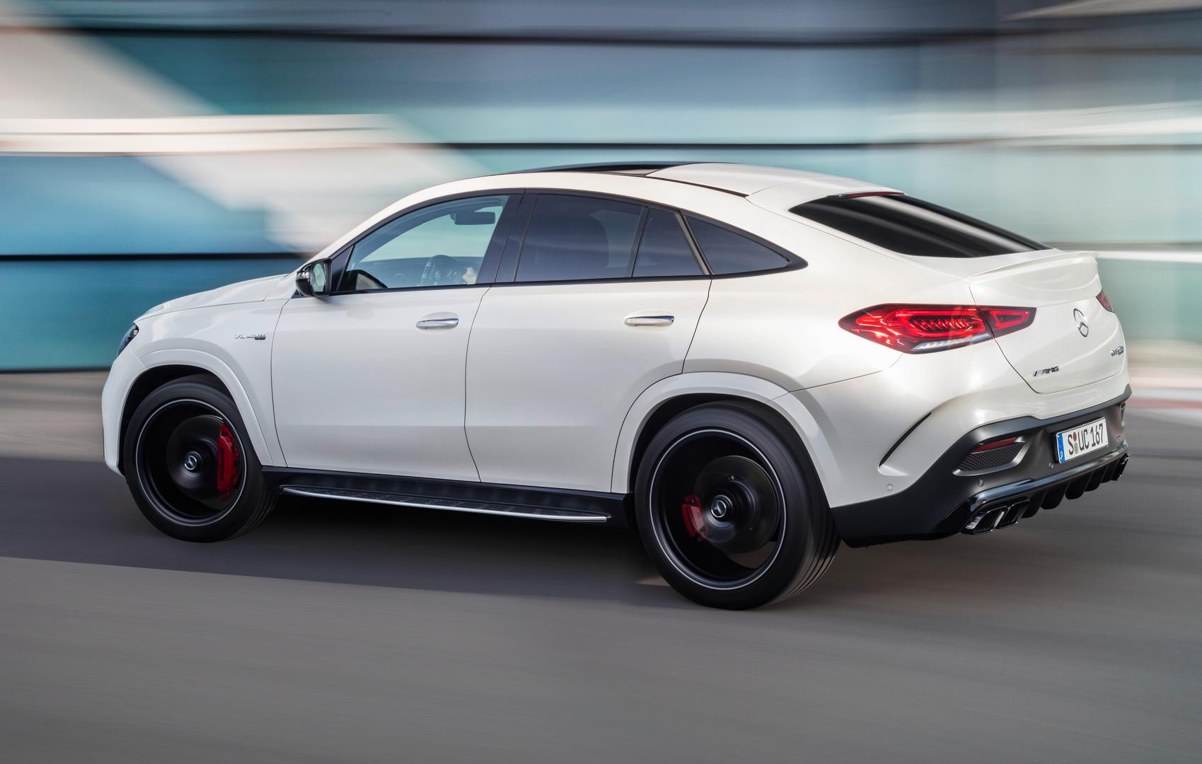 2021 Mercedes-AMG GLE 63 S Coupe Price