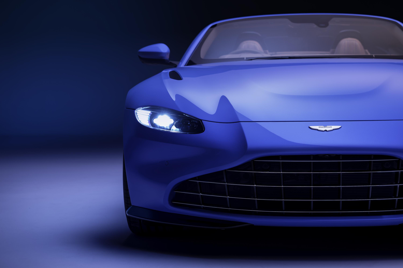 Aston Martin Vantage Roadster Headlight