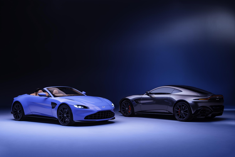 Aston Martin Vantage Roadster Price
