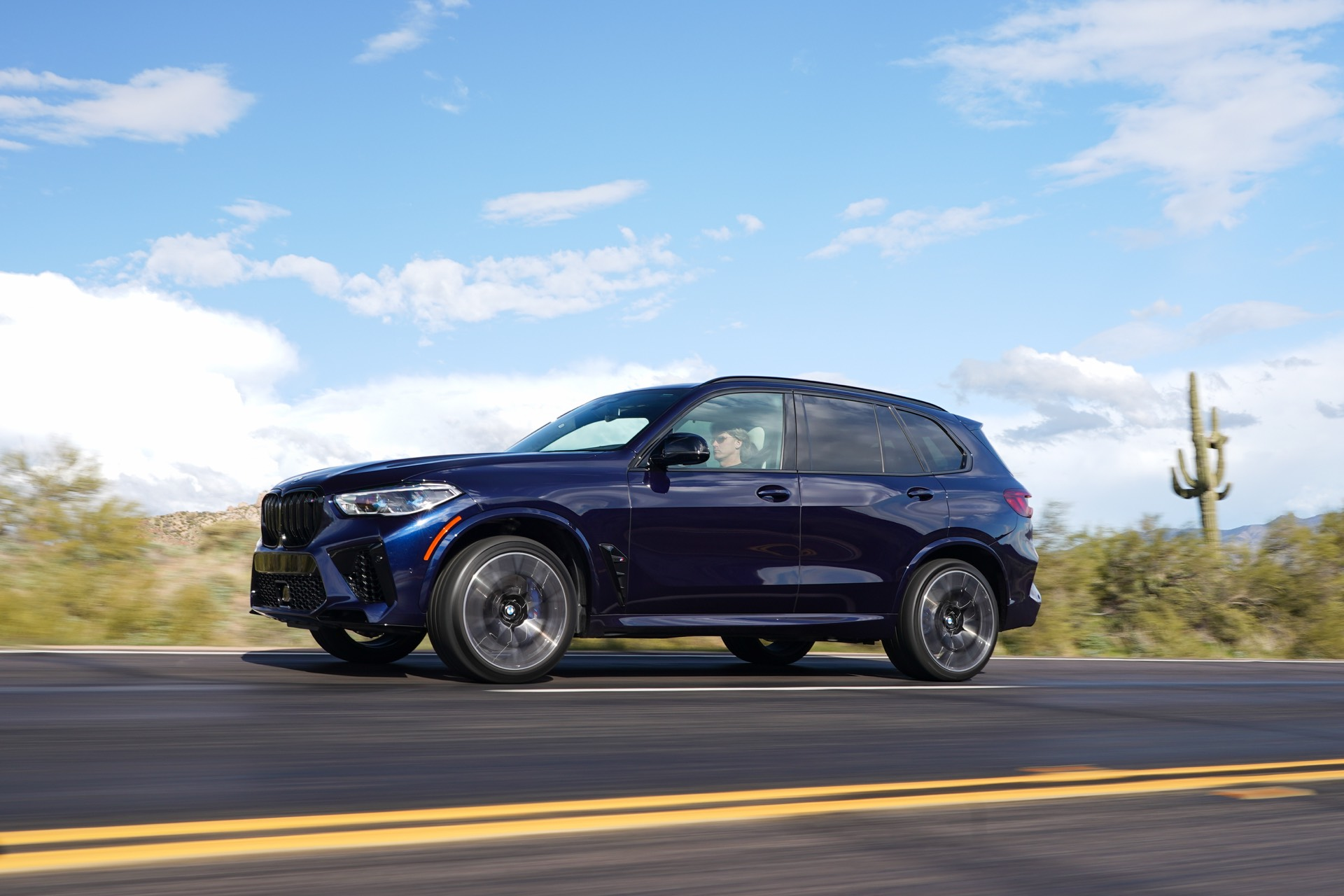 BMW X5 M Review