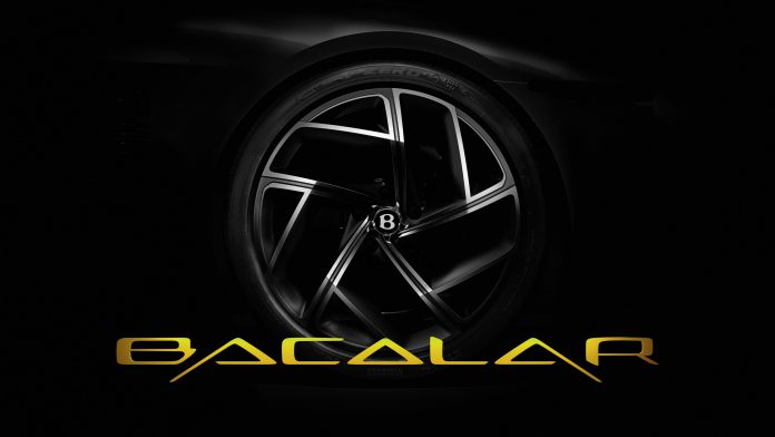 Bentley Bacalar