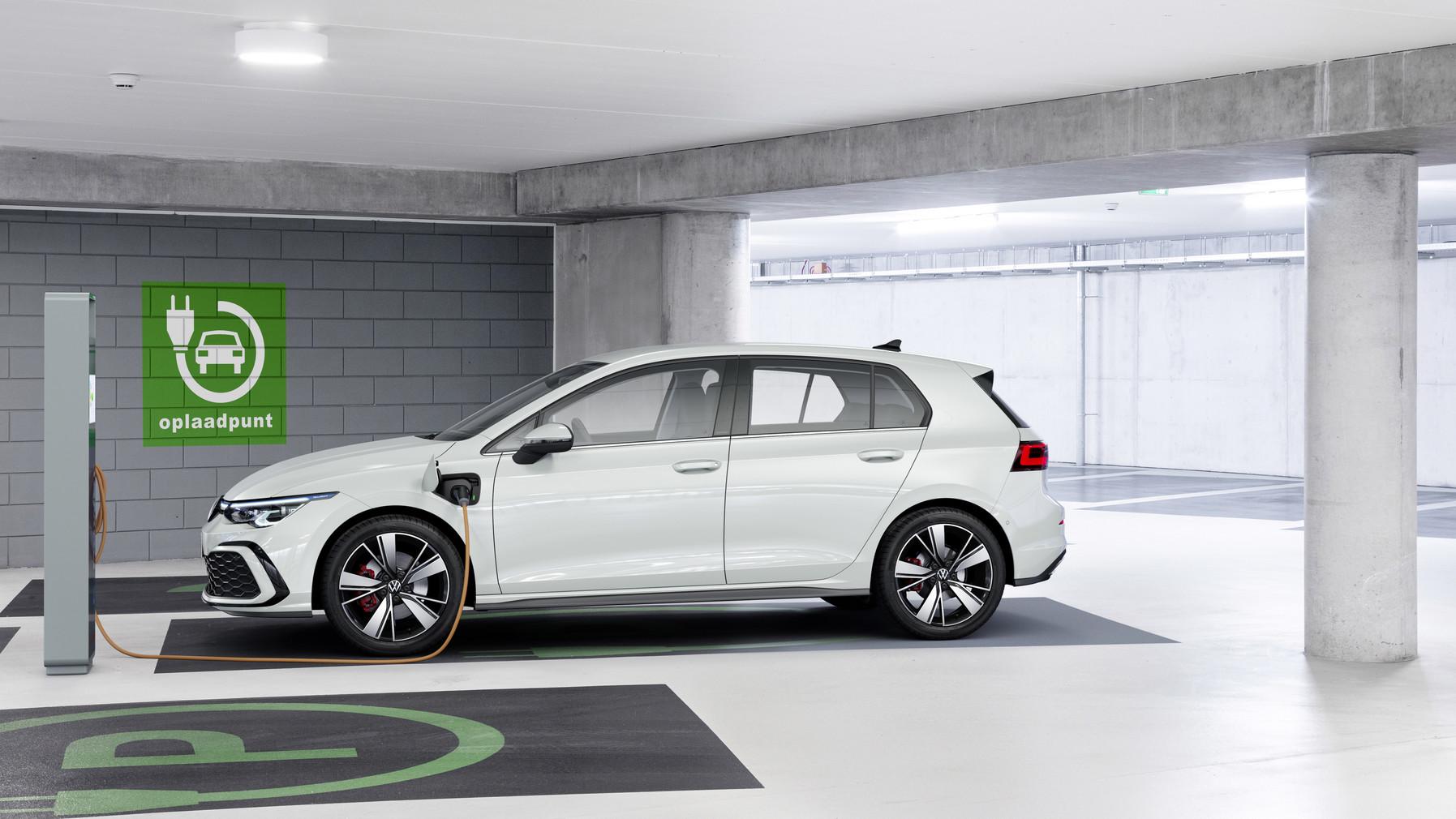 Mk8 Volkswagen Golf GTE