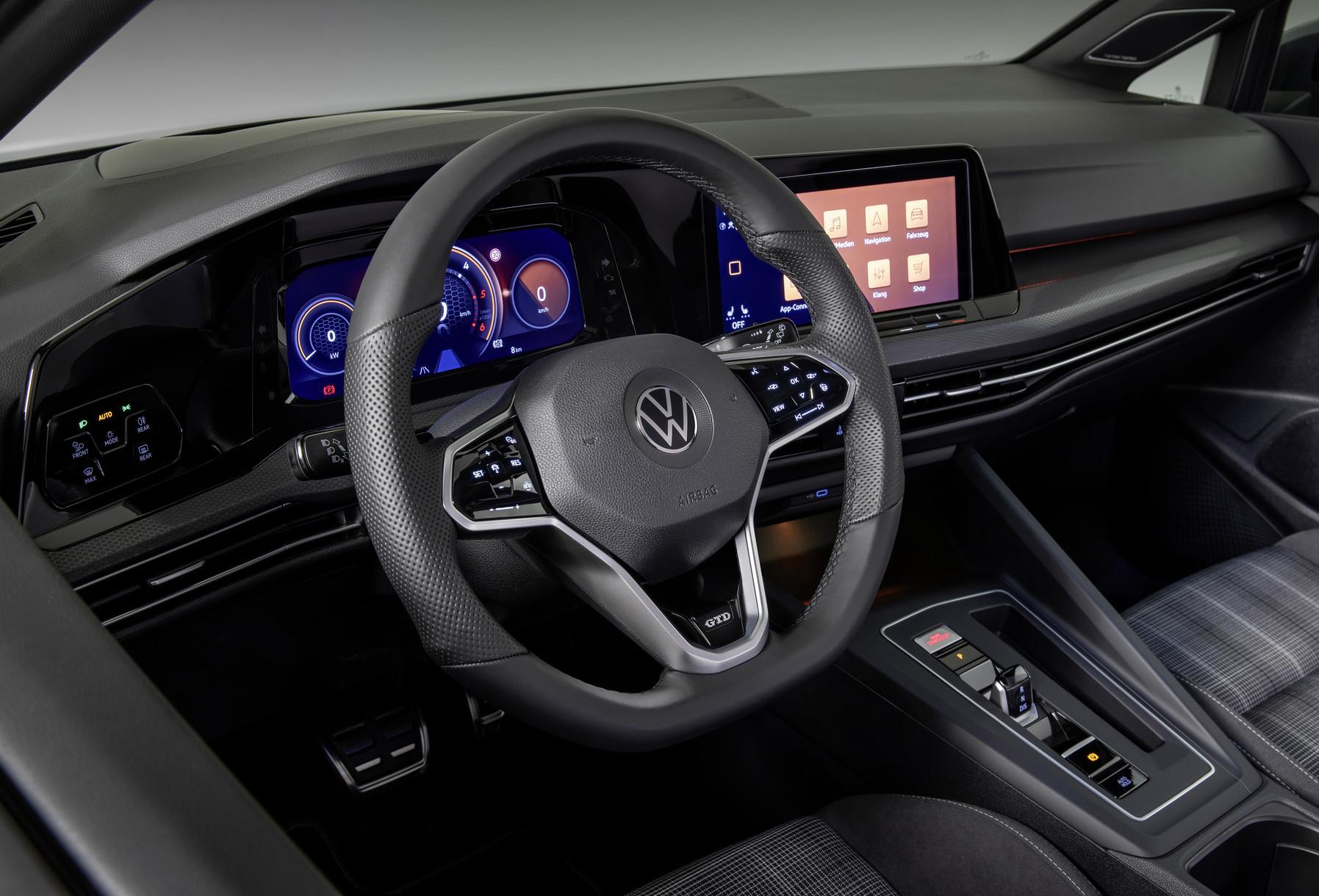 Mk8 Volkswagen Golf GTD
