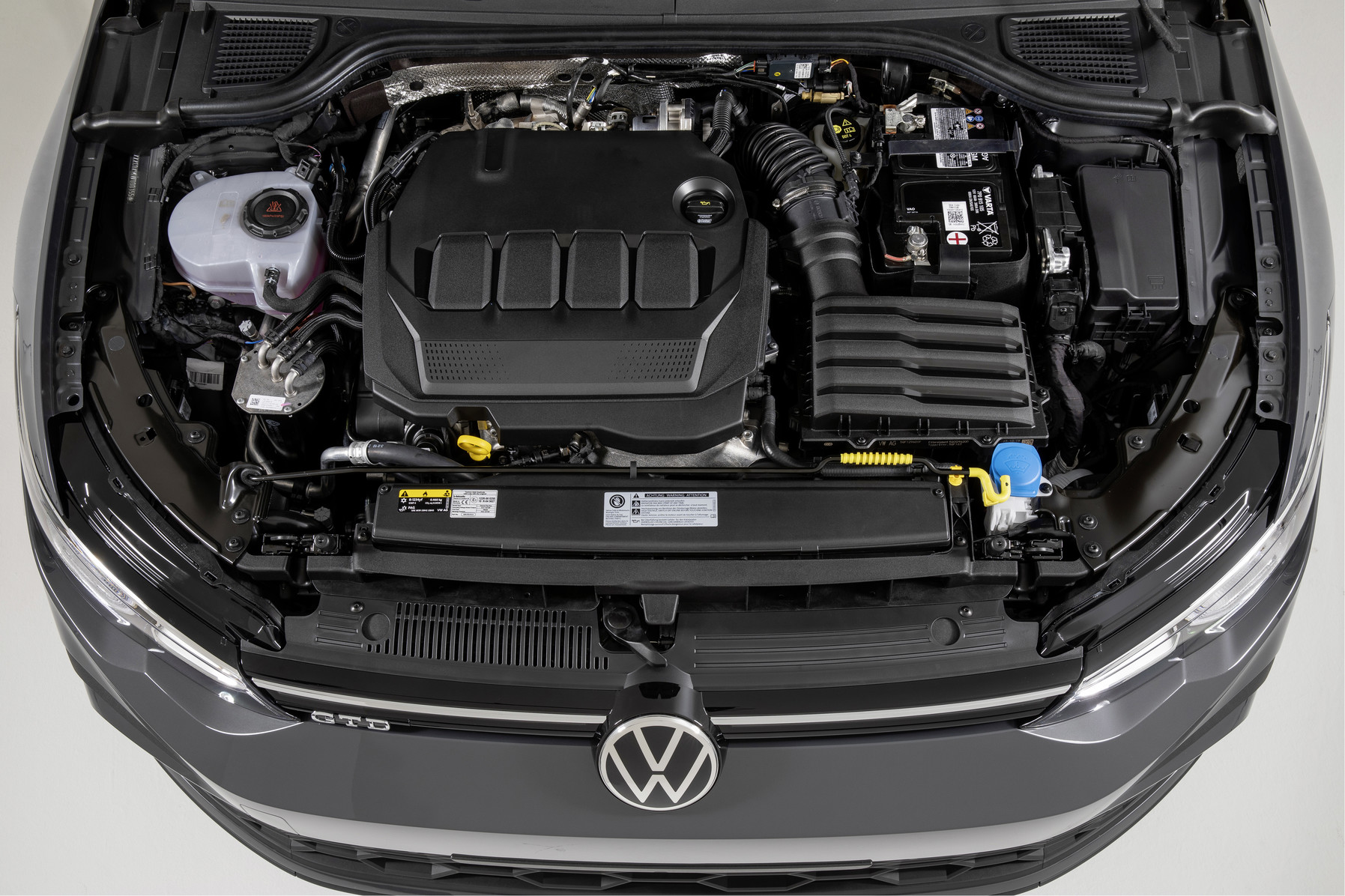 Mk8 Volkswagen Golf GTD Engine