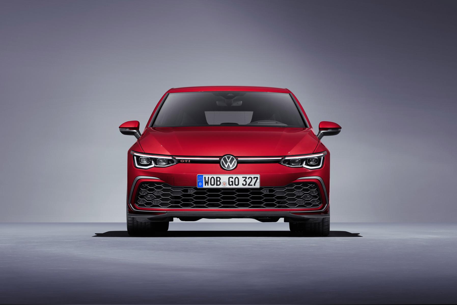 Mk8 Volkswagen Golf GTI