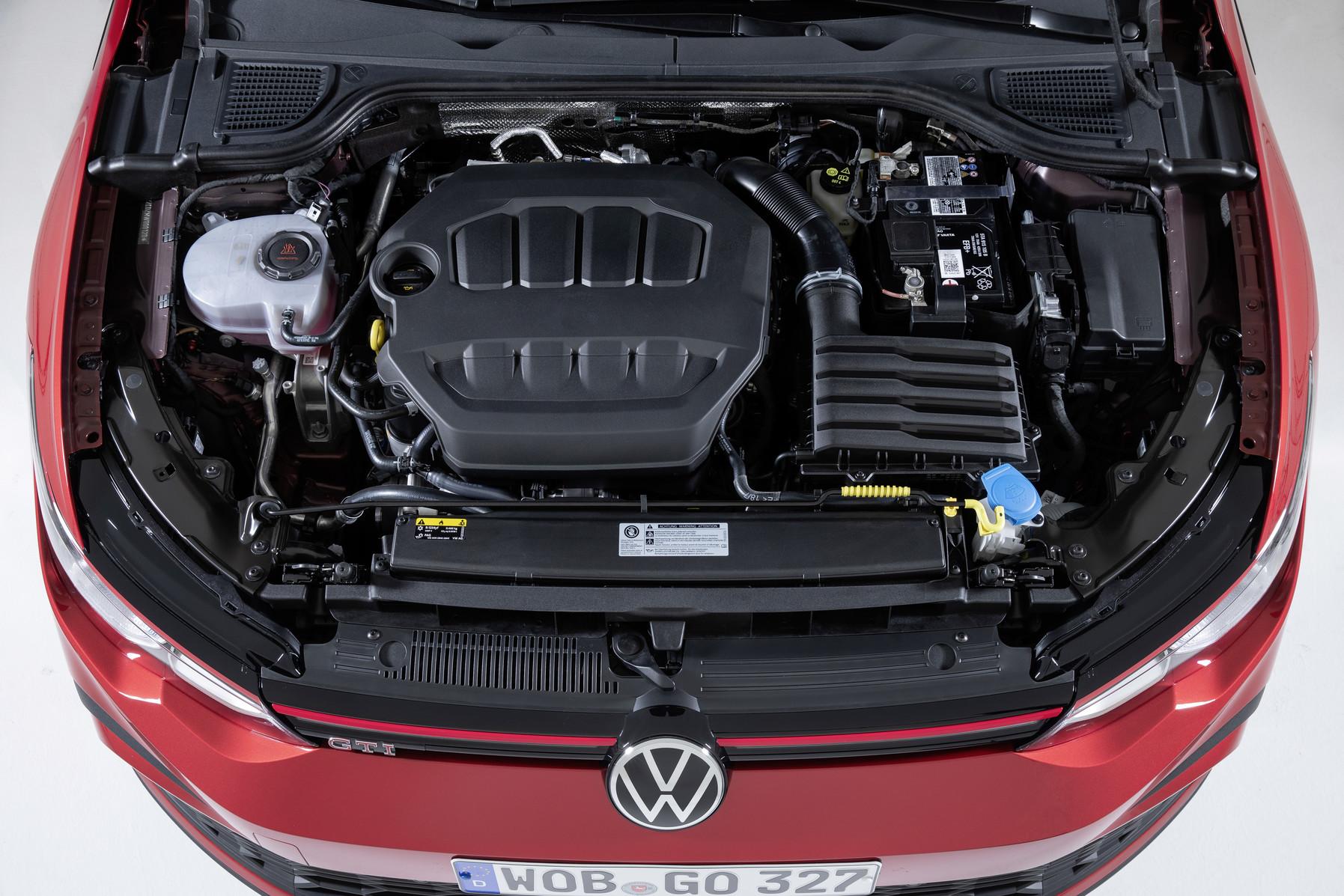 Mk8 Volkswagen Golf GTI Engine