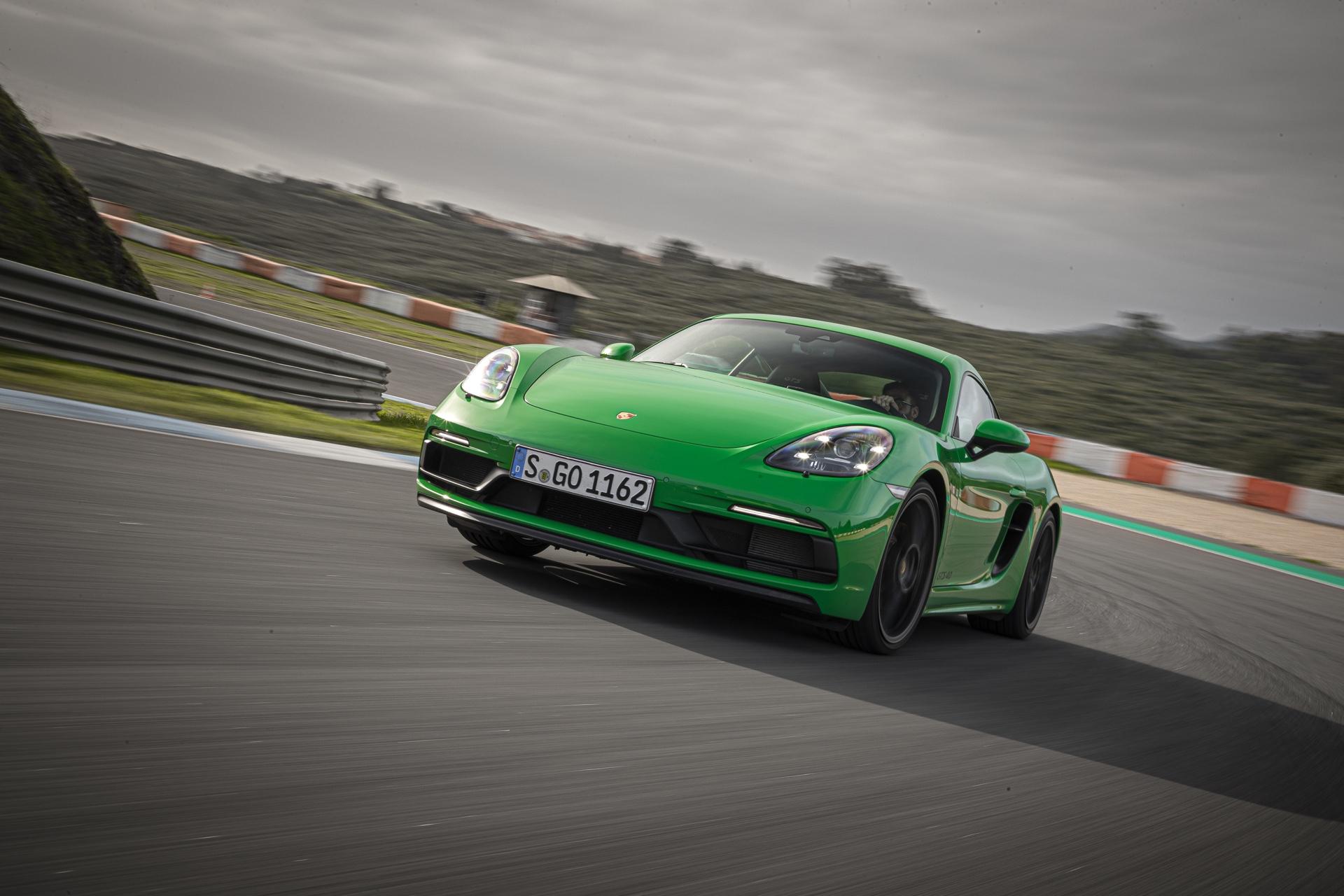 2020 Porsche Cayman & Boxster GTS 4.0 Review