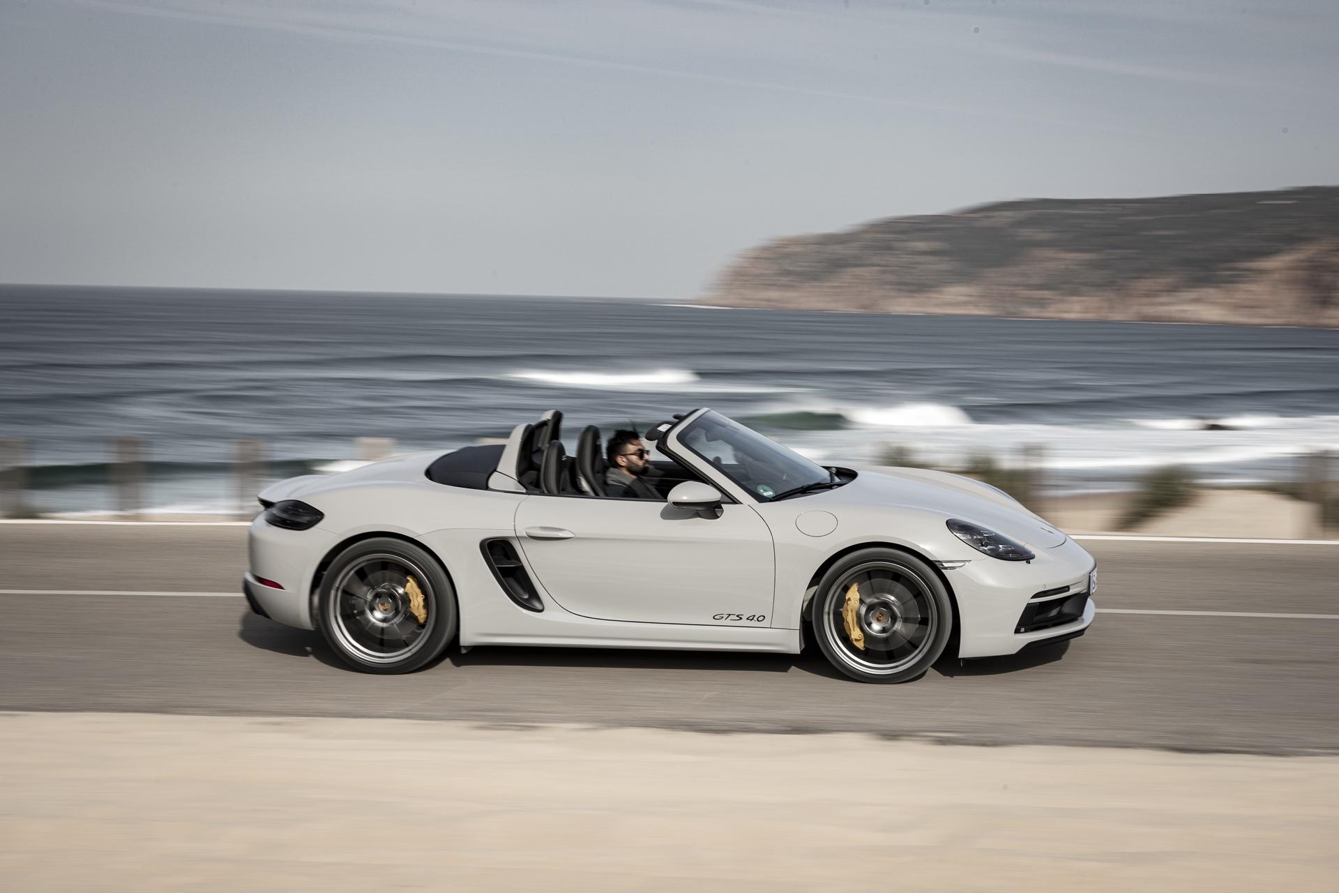 24+ 718 Cayman Gts Porsche Boxster 2020