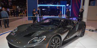 Liquid Carbon Ford GT