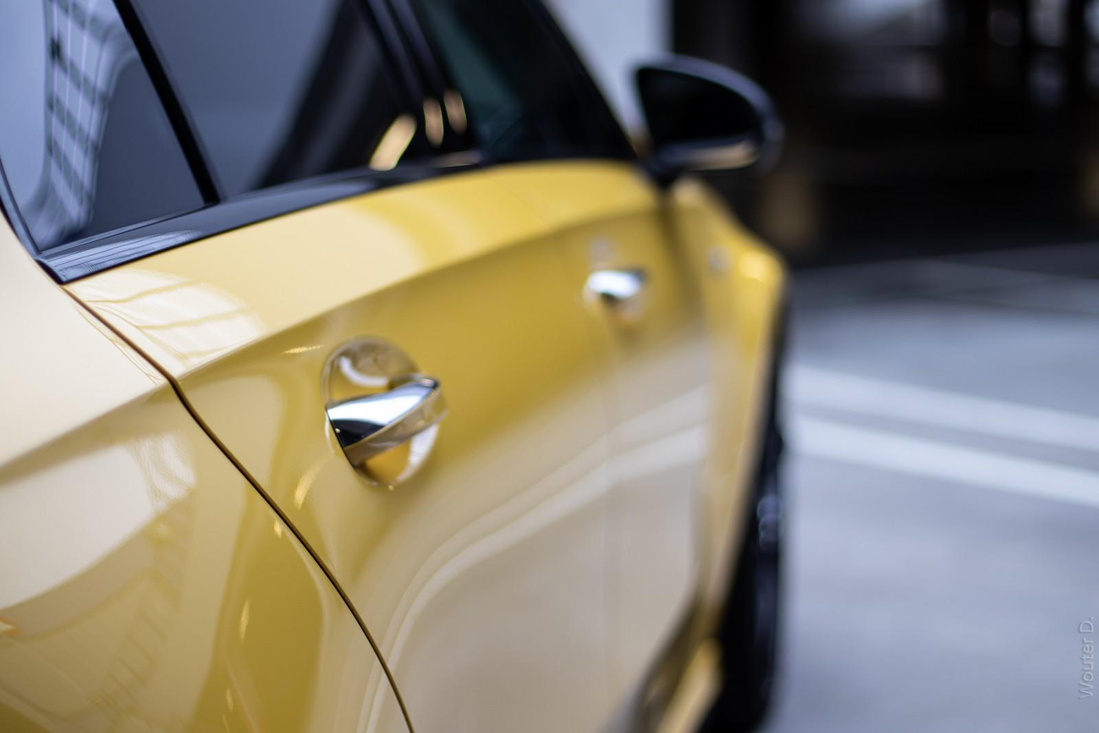 Mercedes-AMG A45 S Door Handles