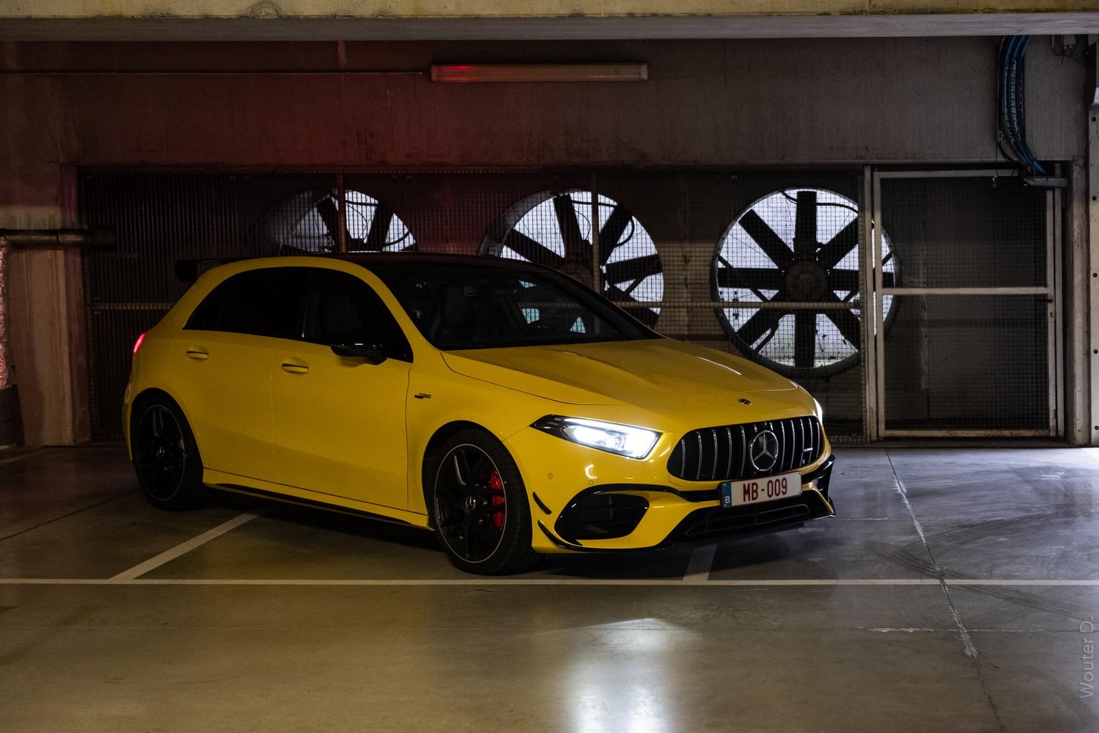 Mercedes-AMG A45 S Night