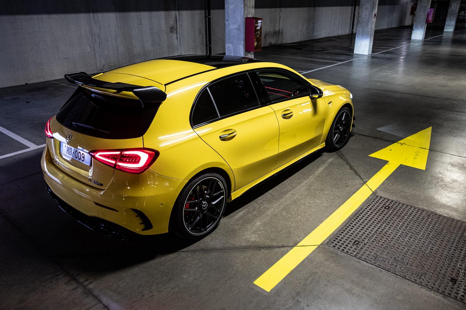 Mercedes-AMG A45 S Power