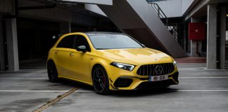 Mercedes-AMG A45 S Review
