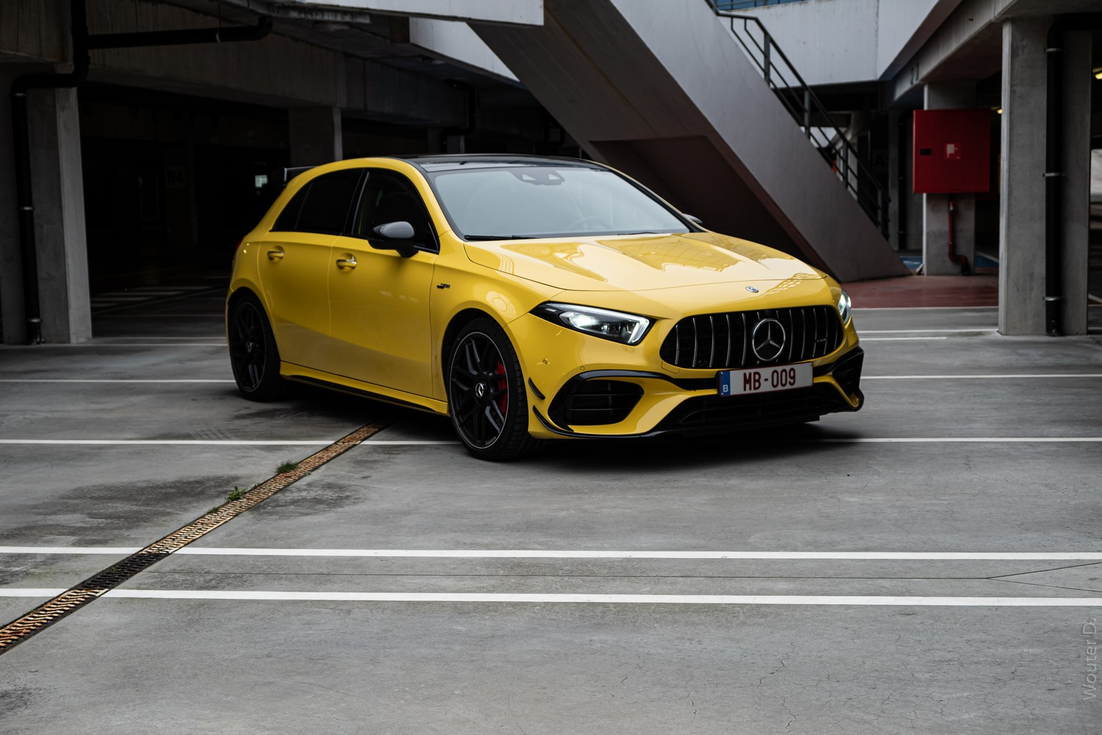 Gallery: 2020 Mercedes-AMG A45 S