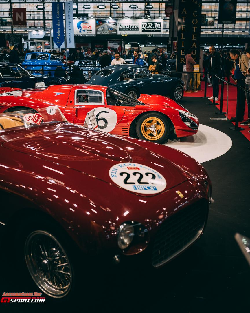 Retromobile 2020 Auctions