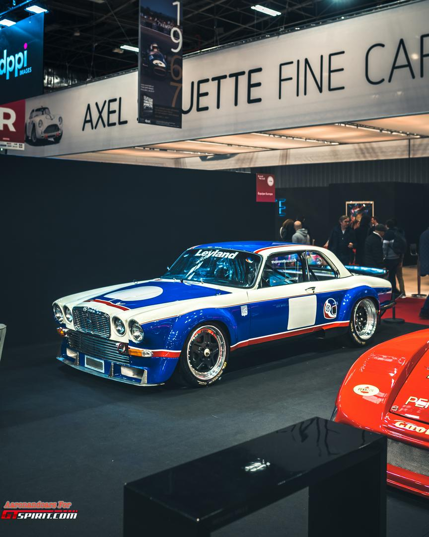 Retromobile 2020 Axel