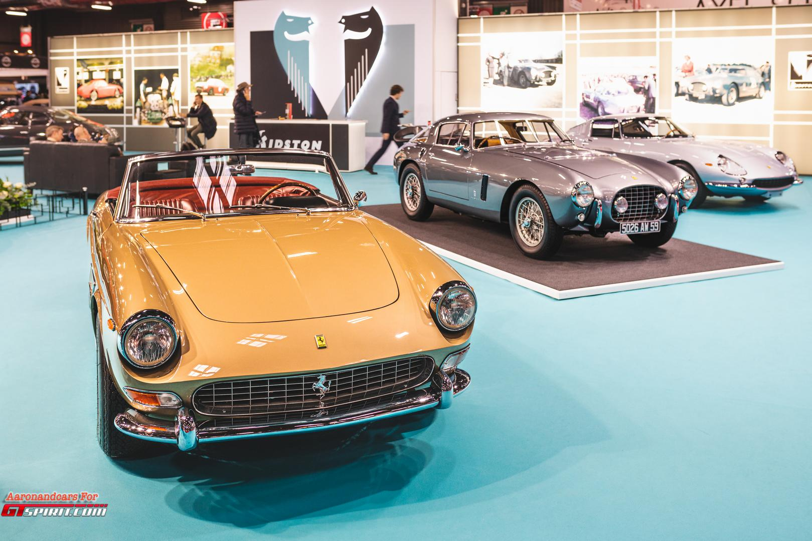 Retromobile 2020 Ferrari 250