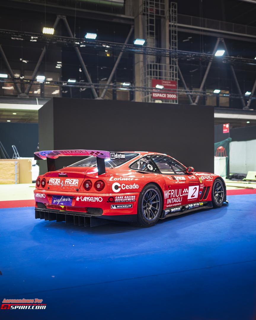 Retromobile 2020 Ferrari Racecars