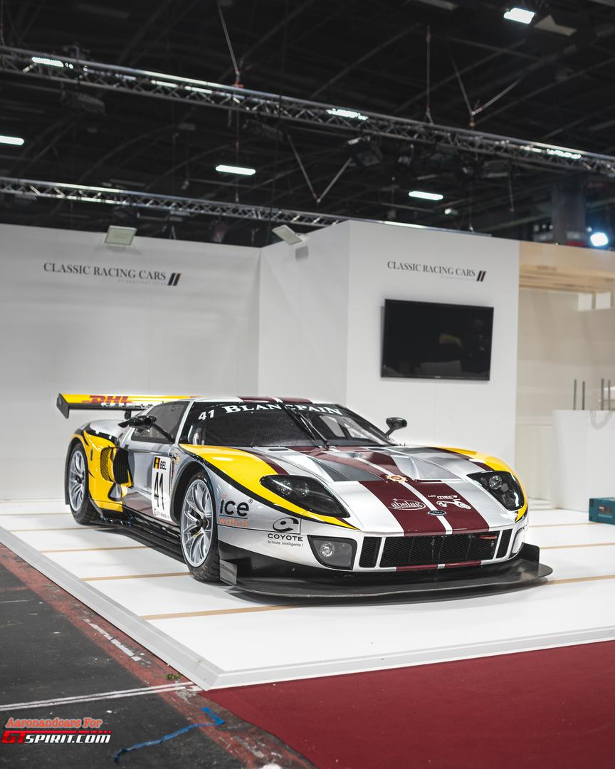 Retromobile 2020 Ford GT