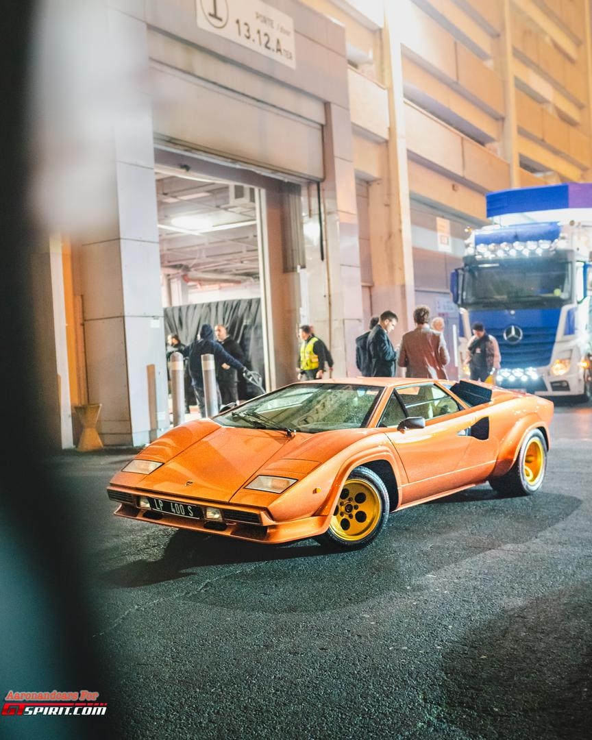 Retromobile 2020 Lamborghini Countach